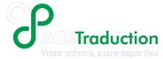 logo ACSTraduction version footer